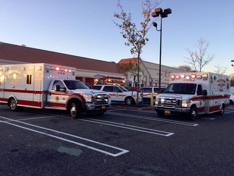 Several Exposed To Carbon Monoxide At East Northport
