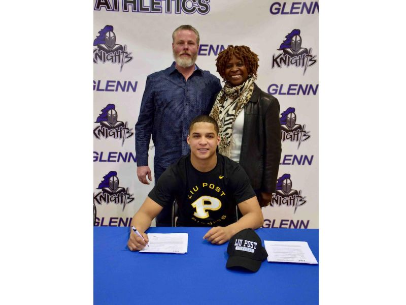 Elwood Star Athlete Signs National Letter Of Intent - Northport