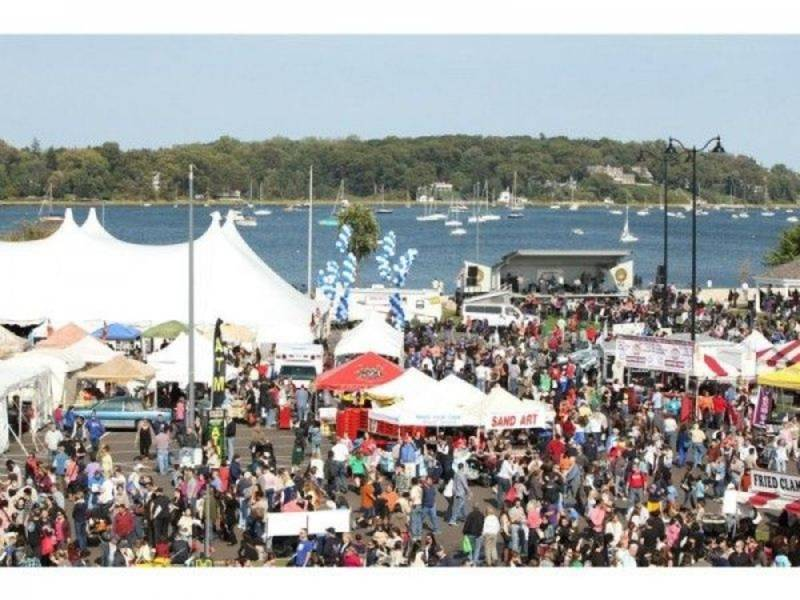 Oyster Fest Oyster Bay Long Island
