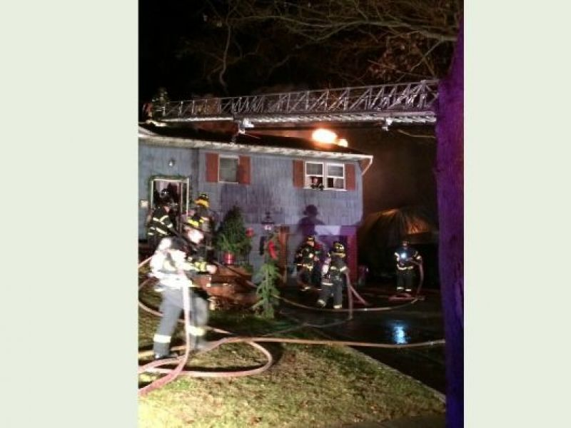 Family Escapes Commack House Fire Commack Ny Patch