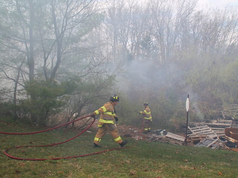 Two Brush Fires Break Out Within Town Of Smithtown ...