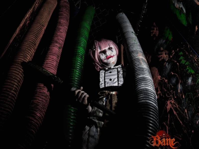 new jerseys largest haunted house returns for halloween 2017 - Halloween Store New Jersey