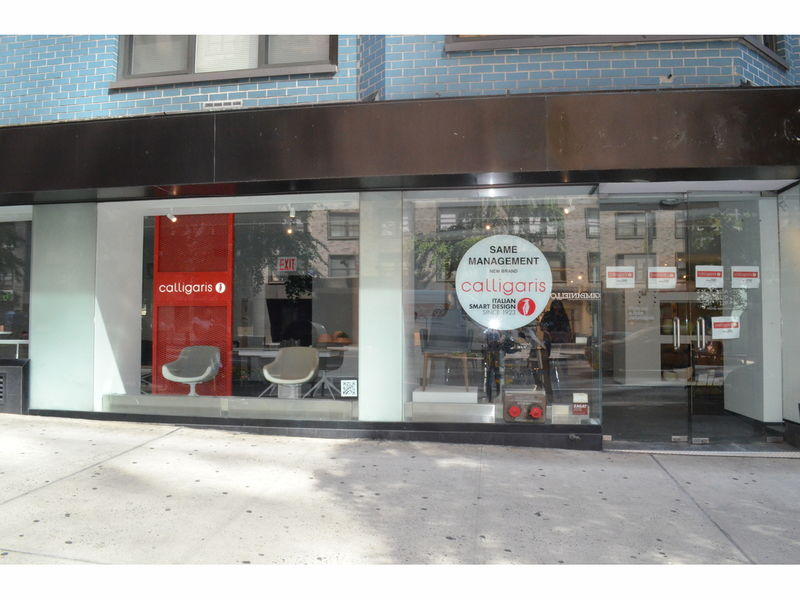 Italian Furniture Store Calligaris To Open Upper East Side Showroom