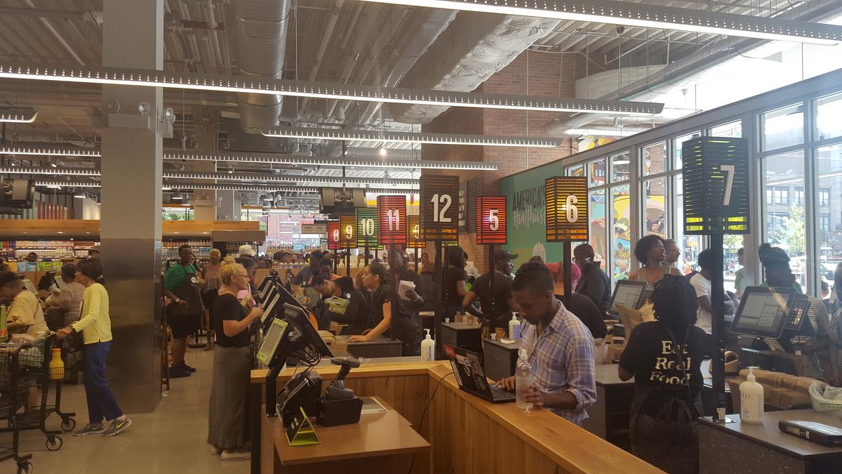 Whole Foods Market Harlem New York Ny