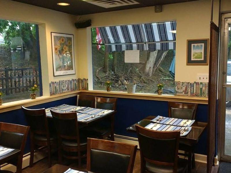 Cafe Restaurant New Brunswick Nj