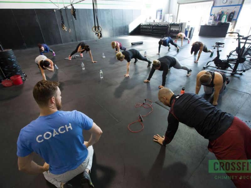 Crossfit Chimney Rock Transforms Lives For The Better