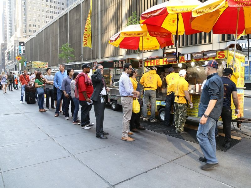 Halal Guys To Open In Union Saturday Westfield Nj Patch