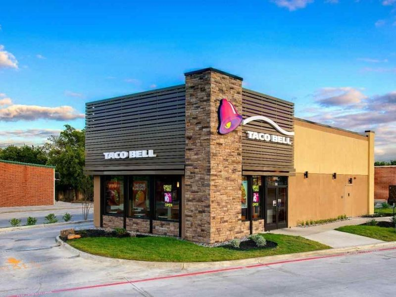 taco bell value chain
