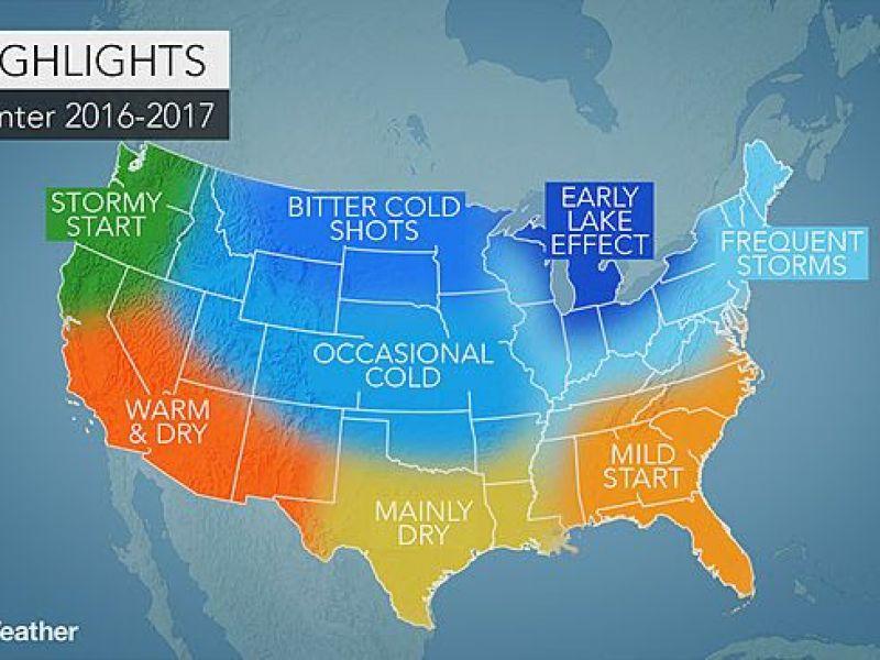 Long Range Weather Forecast Is Bad News