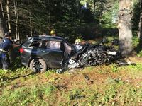 Car Accident In Amherst That Killed