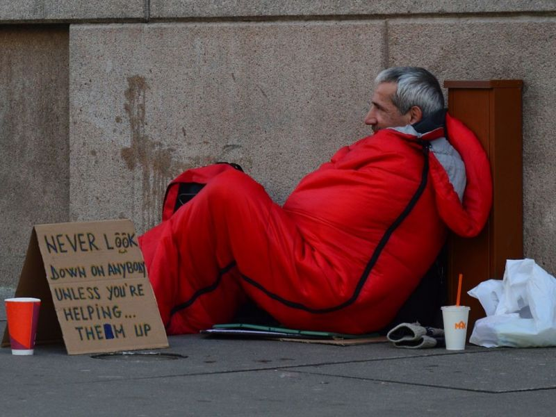 Southland Again Leads Nation In Chronically Homeless