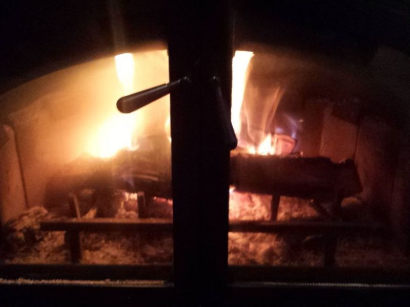 No Wood Burning Allowed Until At Least Thursday in Belmont: BAAQMD ...