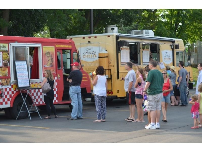 Food truck craft beer lineup announced for saturday 39 s for Food truck and craft beer festival