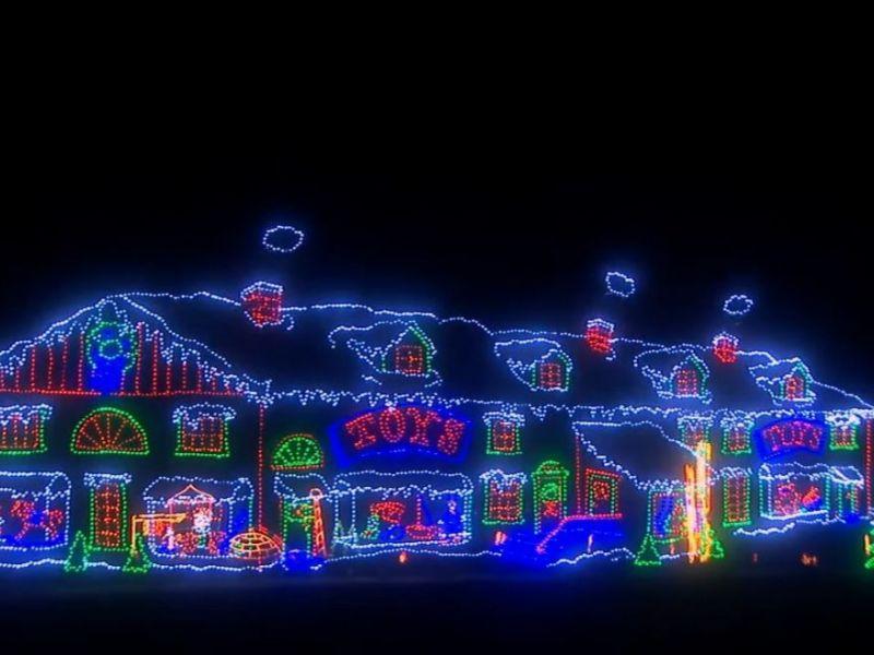 Christmas Display Lights