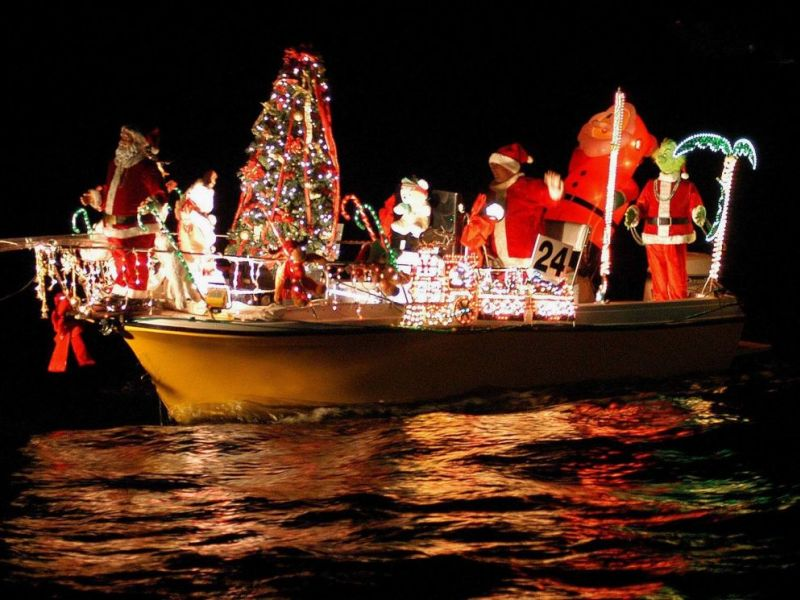 2016 Pinellas County Holiday Boat Parades: What to Know Before You ...