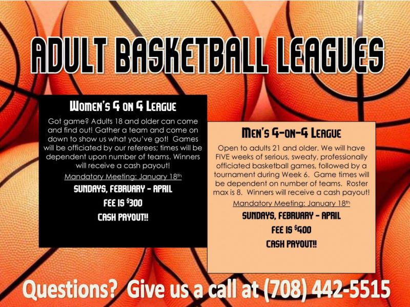 Basketball Leagues & Tournaments - Sport Home: