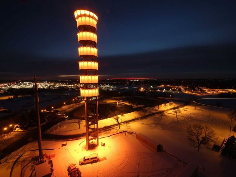 Eagan S New Tower Does More Than Just Look Pretty Eagan