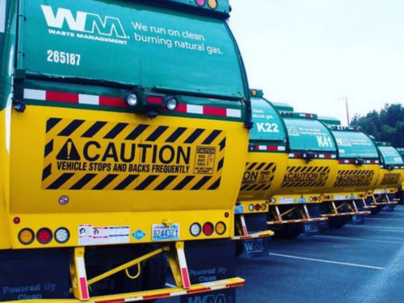 Waste Management Newport Beach Ca