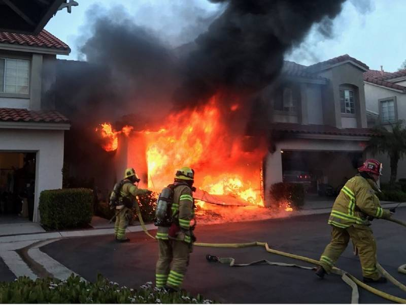 Are You Fire Safe In Mission Viejo Mission Viejo Ca Patch
