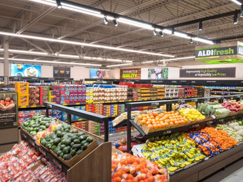 Aldi Grocery Stores Hiring In Northern Virginia Fairfax City Va Patch