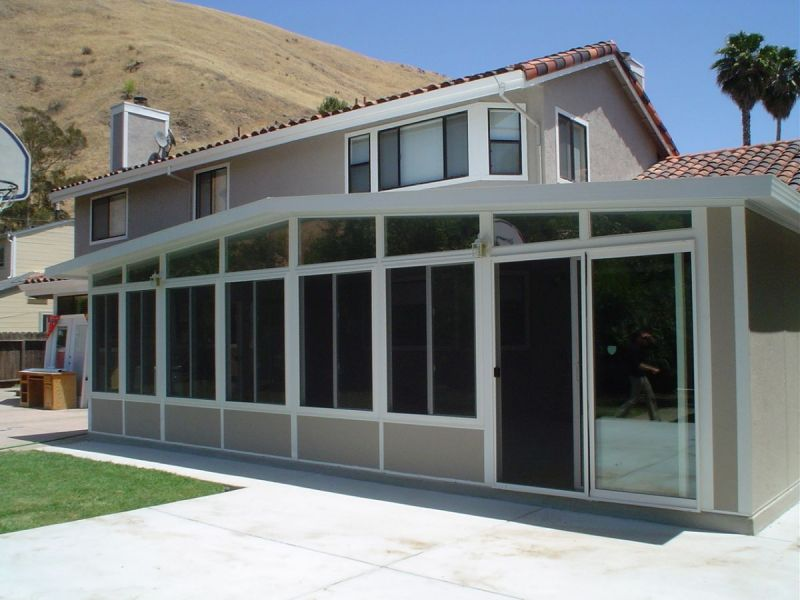 Attractive How Much Does It Really Cost To Build A House #8: How Much Does It Really Cost To Build A Sunroom?