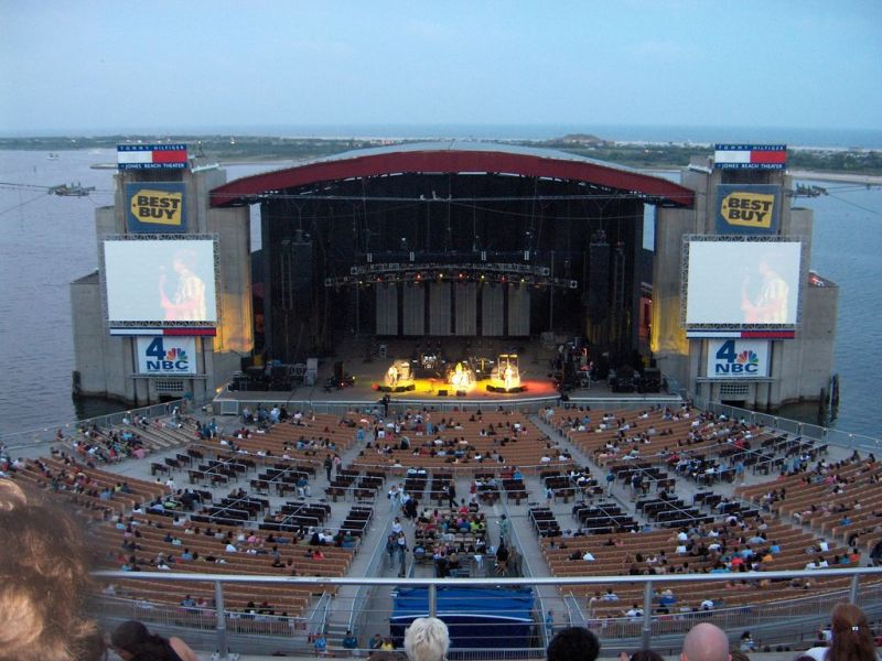 ICYMI: Jones Beach Theater Announces 2017 Summer Concert Schedule ...