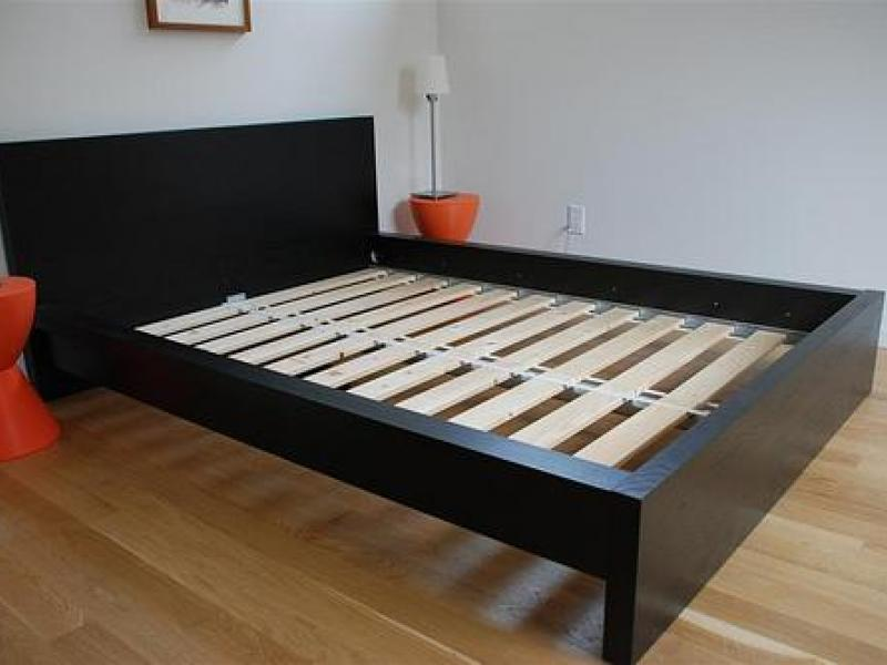 IKEA Malm Bed And Mattress Set $125   Naugatuck, CT Patch