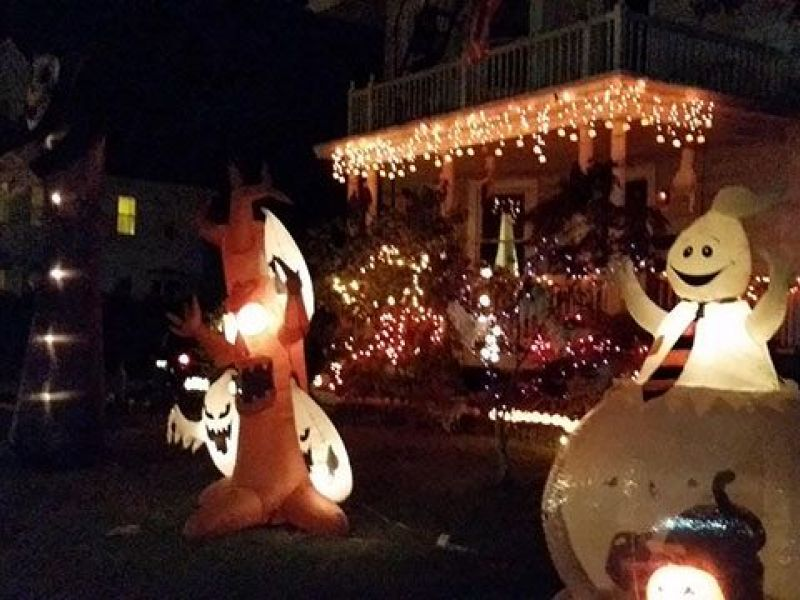 Five Spectacular Halloween Houses Near Home - Newport, RI Patch