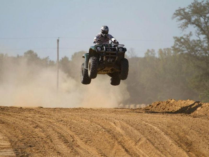 Another ATV Stolen During Craigslist Test Drive in Shaker ...