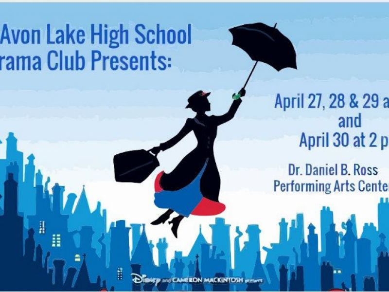 "Avon Lake High School Performing ""Mary Poppins"""