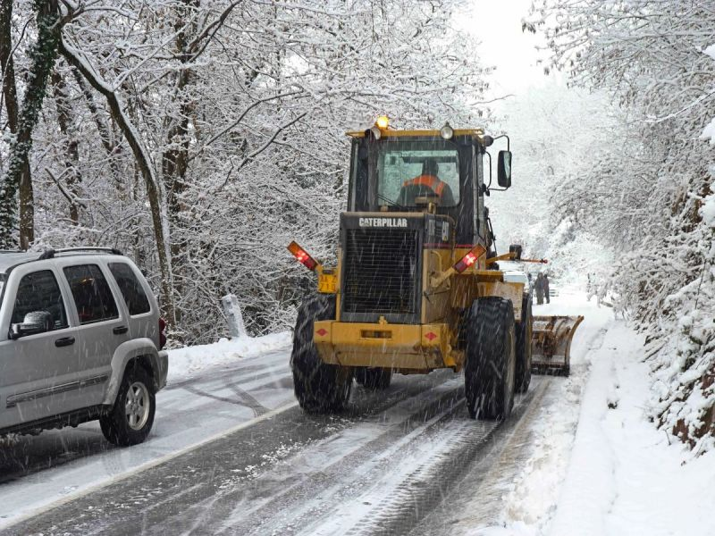 See marple and newtown 39 s snow removal rules ahead of the - Mostardi s newtown square garden ...
