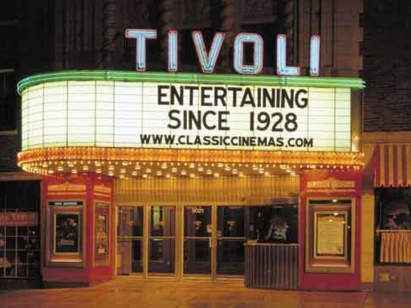 Tivoli Theatre Announces Holiday Film Festival Lineup