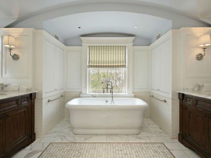 Cost To Remodel Bathroom how much does it really cost to remodel your bathroom? - across