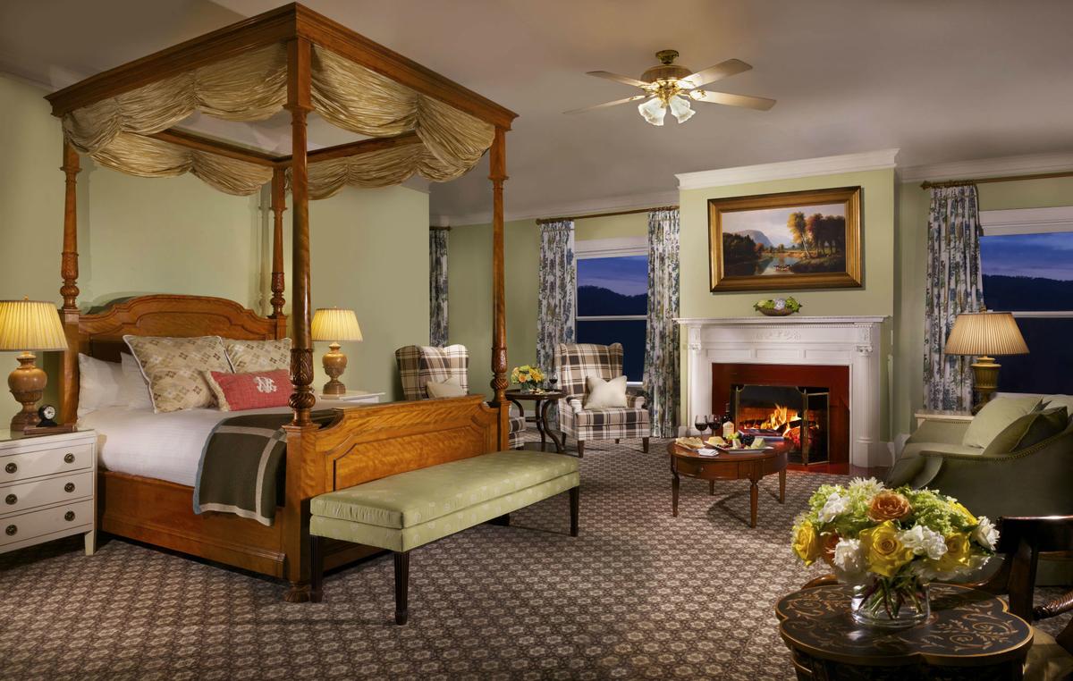 Room  Princess Room Mount Washington Hotel