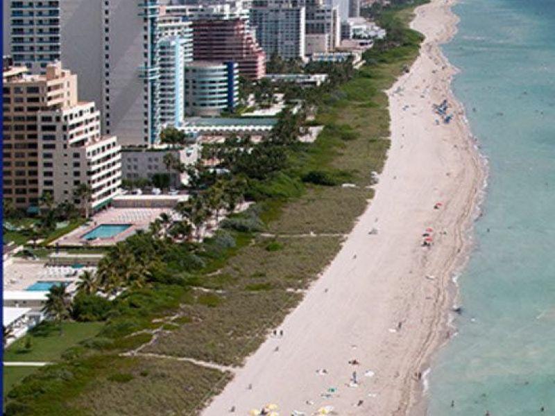 Miami Beach Erosion Project To Get Underway Miami Beach