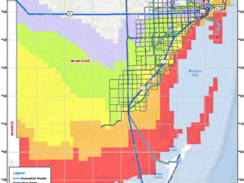 Hurricane Irma Miami Dade Orders 146k Plus Evacuations Miami Beach Fl Patch