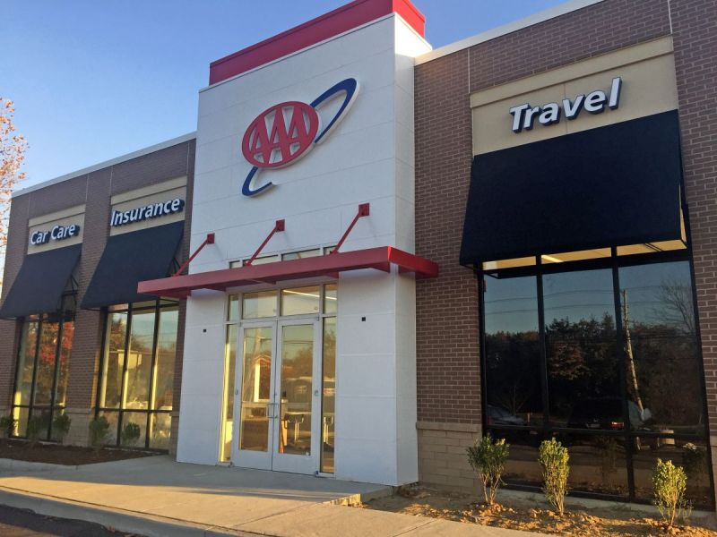 Aaa Mid Atlantic Opens Car Care Insurance Travel Center In