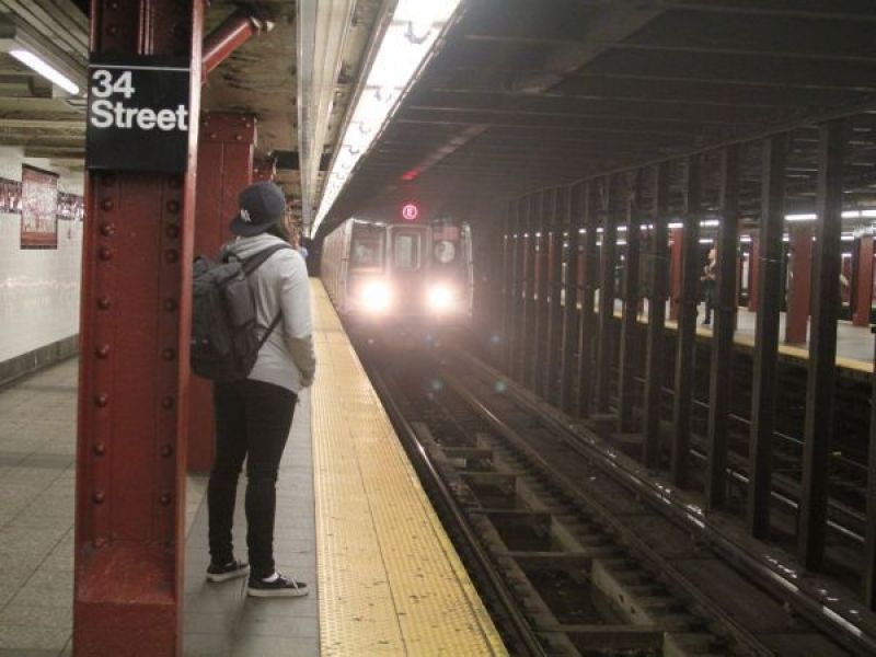NYC Weekend Subway Service Changes For April 8 9 New
