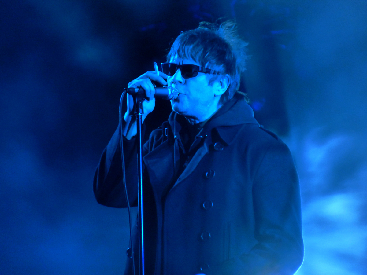 Echo The Bunnymen Bring On The Dancing Horses