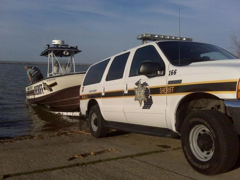 Ohio Fishermen Rescued From Lake St Clair Macomb Township Mi Patch