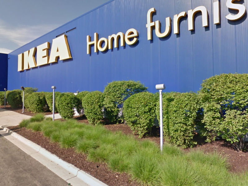 ikea makes over youth center kitchen