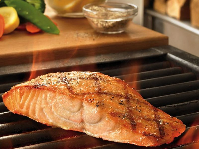 How to grill a salmon a step by step guide brooklyn ny patch how to grill a salmon a step by step guide ccuart Image collections