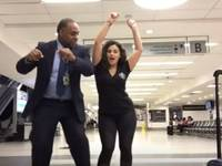 Woman Stuck In Airport Overnight Films Music Video