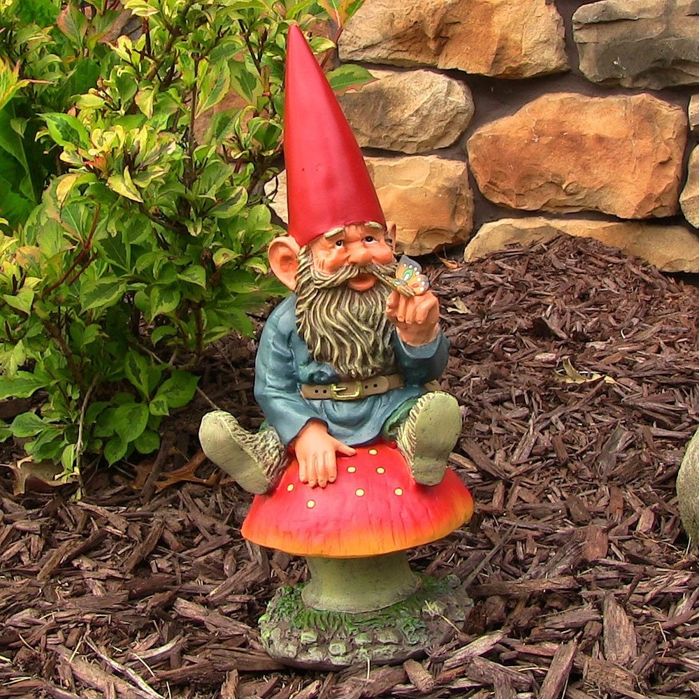 Real Gnomes: 5 Ways To Make Your Public Garden Plot As Fun As A Real