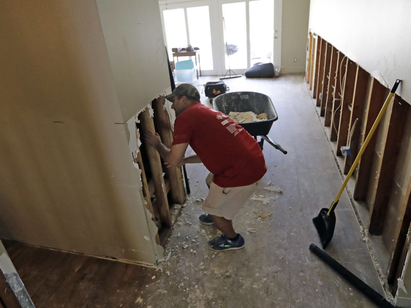 Hurricane Harvey Houston: Storm 'Didn't Spare Anyone ...