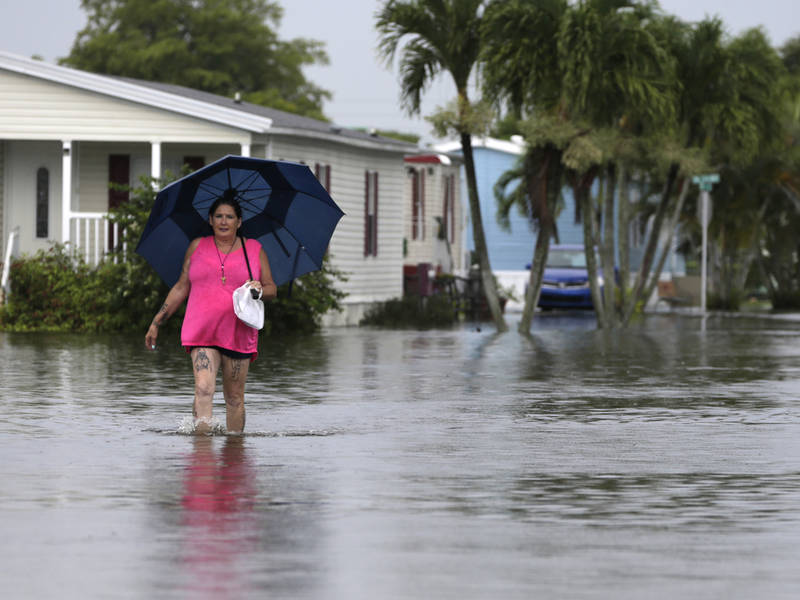 Hurricane Irma Most Florida Flood Zone Homes Uninsured