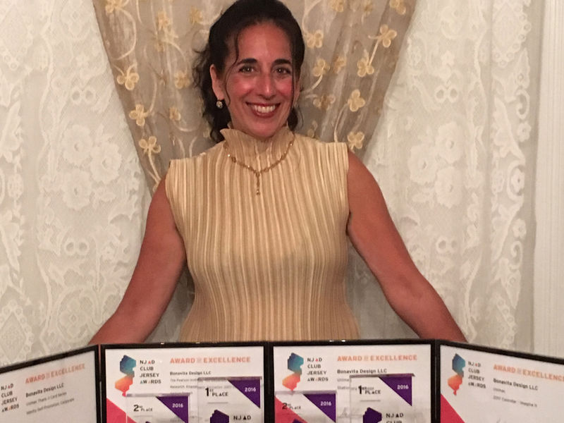 Donna Bonavita Wins 8 Njad Club Awards Montclair Nj Patch