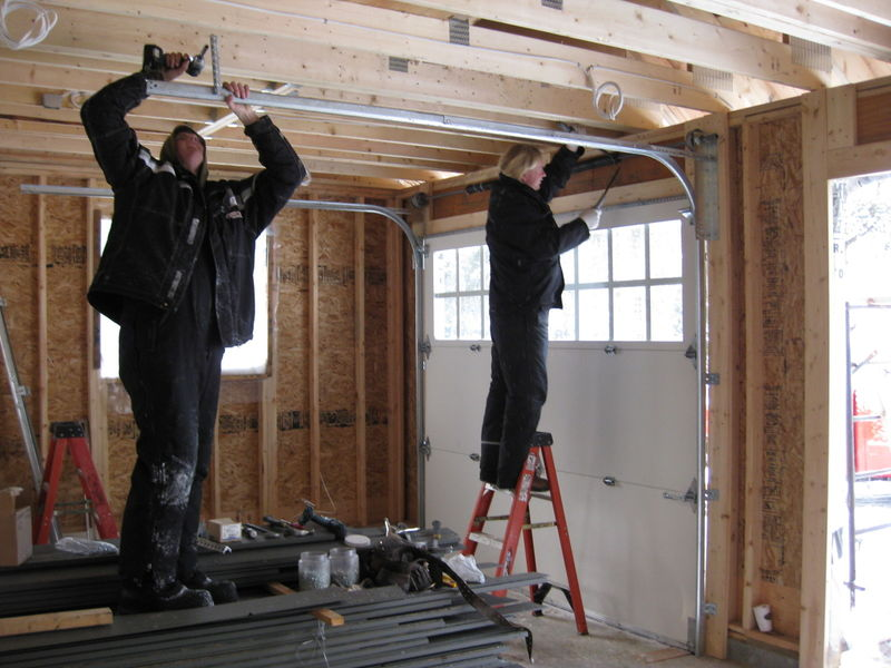 How Dangerous To Repair A Garage Door Spring Is & How Dangerous To Repair A Garage Door Spring Is - Seattle WA Patch Pezcame.Com