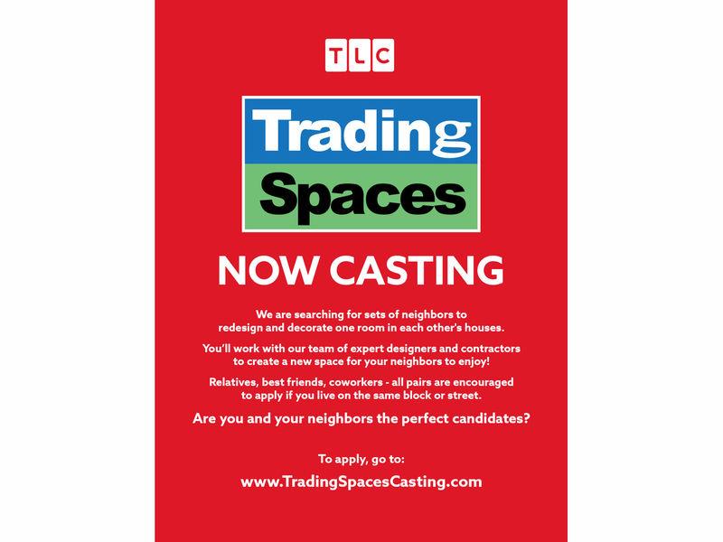 39 Trading Spaces 39 Now Casting In Atlanta Area Atlanta Ga