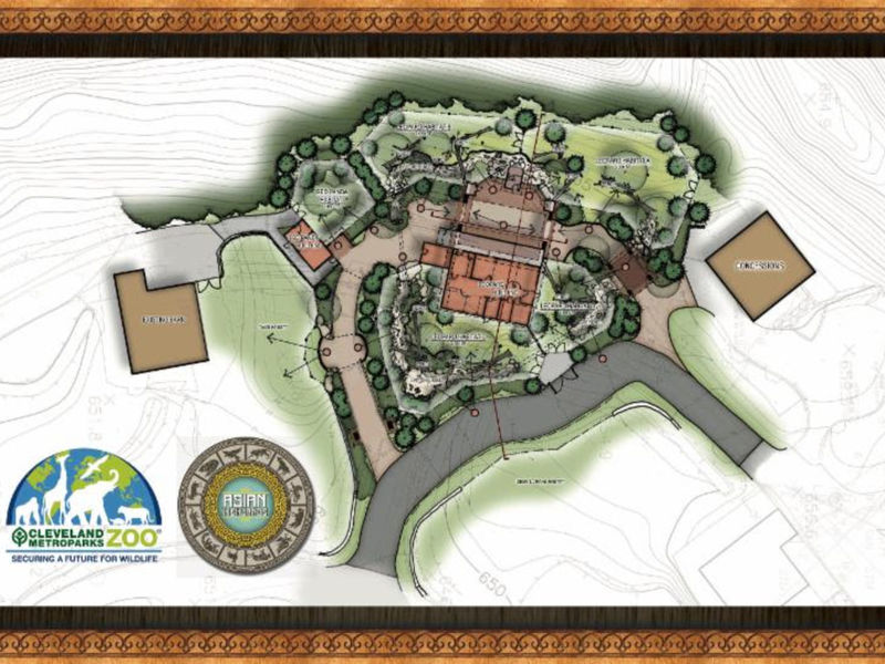 Cleveland Zoo Begins Work On New Exhibit  Cleveland OH Patch